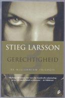 Millenium-trilogie 3: Gerechtigheid (Stieg Larsson) (Signatuur 2009) - Horrors & Thrillers