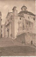 CALVI (2B) Rare Carte Photo De L'Eglise Saint-Jean En 1954  CPSM  PF - Calvi