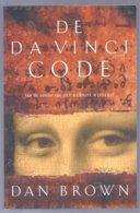 De Da Vinci Code (Dan Brown) (Luitingh 2004) - Horrors & Thrillers