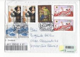 22505 - Christkindl 2004 Cover Einschreiben Pour Chur 01.01.2004 - Weihnachten