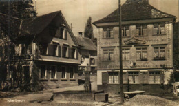 Carte Photo - Suisse -   MARBACH -  Bäckerel-Conditiorel A. Heltiner - LU Lucerne