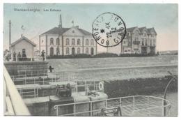 BLANKENBERGHE-Les Ecluses...1912  Animé - Blankenberge