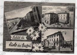 Saluti Da Riolo Dei Bagni - Ravenna - Riolo Terme - Ravenna