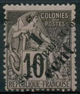 Saint Pierre Et Miquelon (1891) N 36 * (charniere) - Neufs