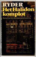 Het Halidon Komplot Roman Van Een Duivelse Samenzwering (Jonathan Ryder) (L.J. Veen 1983) - Horrors & Thrillers