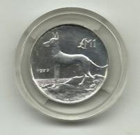 1977 - Malta 1 Pound Argento - Malta