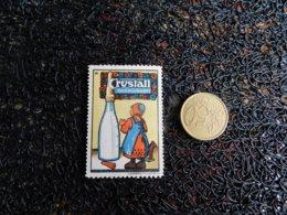 Cartes Publicitaires Illustrateur Michaelis, Crystall Gummi-sauger  (B9) - Vignetten (Erinnophilie)