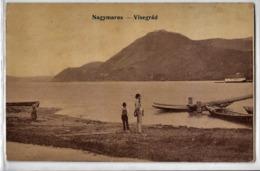 HUNGARY - NAGYMAROS - SHIP MILL - A.ROLLER NAME - Hungary