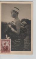 PR7384/ Ruanda Urundi TP 100 S/Carte Maximum C.Usumbura 15/2/38 - 1924-44: Briefe U. Dokumente