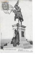 62 BOULOGNE SUR MER Cpa Monument Du Général San Martin  339 LL - Boulogne Sur Mer