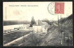 CPA Pont-sur-Yonne-Beaujeu, Asile Lamy Delettrez - Pont Sur Yonne