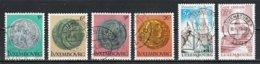 Luxembourg 1979 : Timbres Yvert & Tellier N° 931 - 932 - 933 - 934 - 935 - 936 - 937 - 938 Et 939 Oblit. - Gebruikt