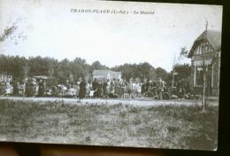 THARON PLAGE LE MARCHE - Tharon-Plage