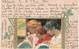 FAFURI ... VENEZIA  ... GROUPE DE FEMMES - Künstlerkarten