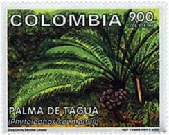 Ref. 130504 * MNH * - COLOMBIA. 1997. PALMERA - Trees