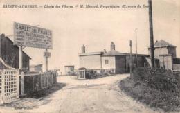 SAINTE-ADRESSE - Chalet Des Phares - M.Ménard, Propriétaire, 67, Route Du Cap   (Seine Maritime) - Sainte Adresse