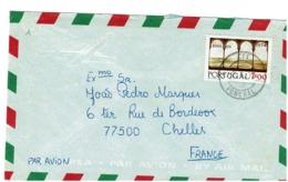 PORTUGAL - BEJA  2000 Ans  - 1974  Sur Lettre - Unclassified