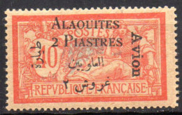 Col17  Colonie Alaouites PA  N° 1 Neuf X MH  Cote 14,00€ - Unused Stamps