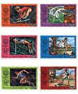 Ref. 73029 * MNH * - COMORO Islands. 1976. GAMES OF THE XXI OLYMPIAD. MONTREAL 1976 . 21 JUEGOS OLIMPICOS VERANO MONTREA - Summer 1896: Athens
