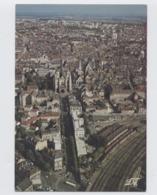 21-DIJON VUE AERIENNE  -RECTO/VERSO - B72 - Dijon