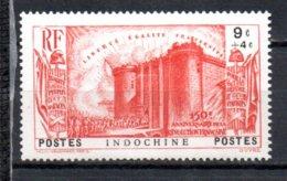 Indochine N° 211 Luxe ** - 1939 150e Anniversaire De La Révolution Française