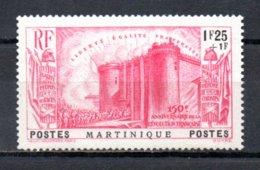 Martinique N° 173 Luxe ** - 1939 150e Anniversaire De La Révolution Française