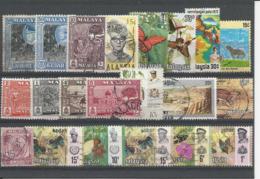 24903) Malaya Collection - Malayan Postal Union