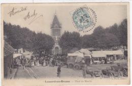 Saône-et-Loire - Lessard-en-Bresse - Place Du Marché - Sonstige Gemeinden