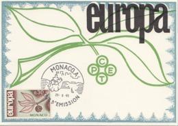 MONACO Maximum Card 810 - Europa-CEPT