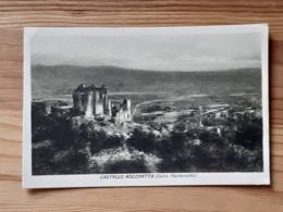 Sv1348)  Castello Rocchetta - Cairo Montenotte - Savona