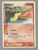 REF. 59 - POKEMON - CYNDAQUIL - 059/100 - EX TEMPESTA DI SABBIA - COMUNE - Pokemon