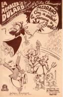 PARTITION CIRQUE PARIS MEDRANO - ON A ENLEVE LA FEMME A BARBE (MENAGERIE DULARD) -1938 - DESSIN GIRE - ETAT EXCEPTIONNEL - Otros
