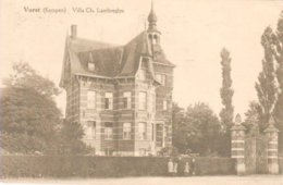 Vorst(Kempen) Villa Ch.Lambrechts. - Laakdal