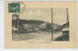 ALÈS - ALAIS (environs) - Mines De SAINT MARTIN - Alès