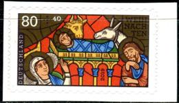 BRD - Mi 3500 Gestanzt Aus FB 94 - ** Postfrisch (L) - 80+20C     Weihnachten 19 - Ausgabe 10.10.2019 - Unused Stamps
