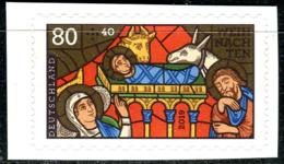 BRD - Mi 3500 Gestanzt Aus FB 94 - ** Postfrisch (O) - 80+20C     Weihnachten 19 - Ausgabe 10.10.2019 - Unused Stamps