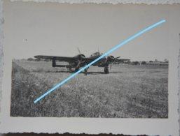 Photo LUFTWAFFE France 1940 Bomber DORNIER 17 Z Flugzeug Plane Avion Aviation - Aviation