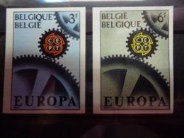 BELGIE  ONGETAND 1415/16  ( H1 ) - No Dentado
