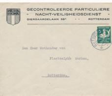 Nederland - 5 Cent Kind Op Business Cover Lokaal Rotterdam - 1891-1948 (Wilhelmine)
