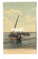 Leixoes - Partindo Para A Pesca, Boats Leaving For Fishing - Old Portugal Postcard - Porto