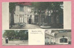 67 - SCHILTIGHEIM - Restauration - Wirtschaft - BAVARIA-KELLER - Schiltigheim