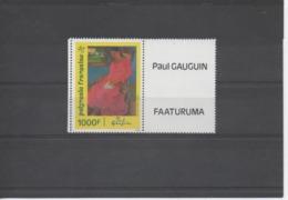 "POLYNESIE Française - Paul GAUGUIN - Tableau :   ""Faaturuma"" - Art - Peinture - Peintre Postimpressionniste - Polynésie Française"