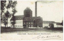 AVELGHEM - Huilerie-Meunerie  Mas-Bourgois - Avelgem