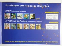Catalogue La Poste Prêt à Poster BD 1997 Moebius Mezieres Bilal Pellos ... - Livres, BD, Revues