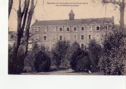 CPA NANTES  - N° 1 -  MONASTERE DE NOTRE DAME DE CHARITE DE NANTES - VUE DU BATIMENT PRINCILAL - - Nantes