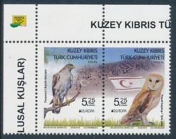 "TURKISH REP. OF NORTHERN CYPRUS/Zypern EUROPA 2019 ""National Birds"" Set Of 2v** - 2019"