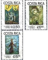 Ref. 302881 * MNH * - COSTA RICA. 1977. PAINTING . PINTURA - Arte
