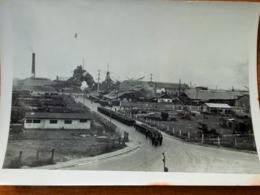 BREST WW2 GUERRE 39 45 CROISEUR PRINZ EUGEN CALE SECHE MARINS ALLEMANDS DU BATEAU PERMISSIONNAIRES ARSENAL - Brest