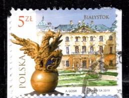 PL+ Polen 2019 Mi 5093 Bialystok - Used Stamps