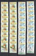 A631 1986 LIECHTENSTEIN EUROPA CEPT FAUNA BIRDS NATURE CONSERVATION 18SET MNH - Europa-CEPT